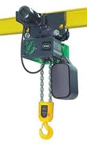 Stahl, ST,  electric chain hoist